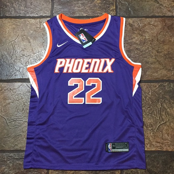 sports shoes f468d e070a DeAndre Ayton *Be The First* Away Jersey NWT